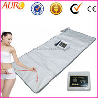 Au-805 far infrared weight loss sauna fit and slimming body wrap