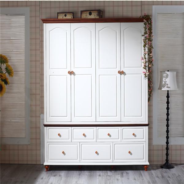 Meubelen slaapkamer kast ontwerp/goedkope kast kast/massief houten ...