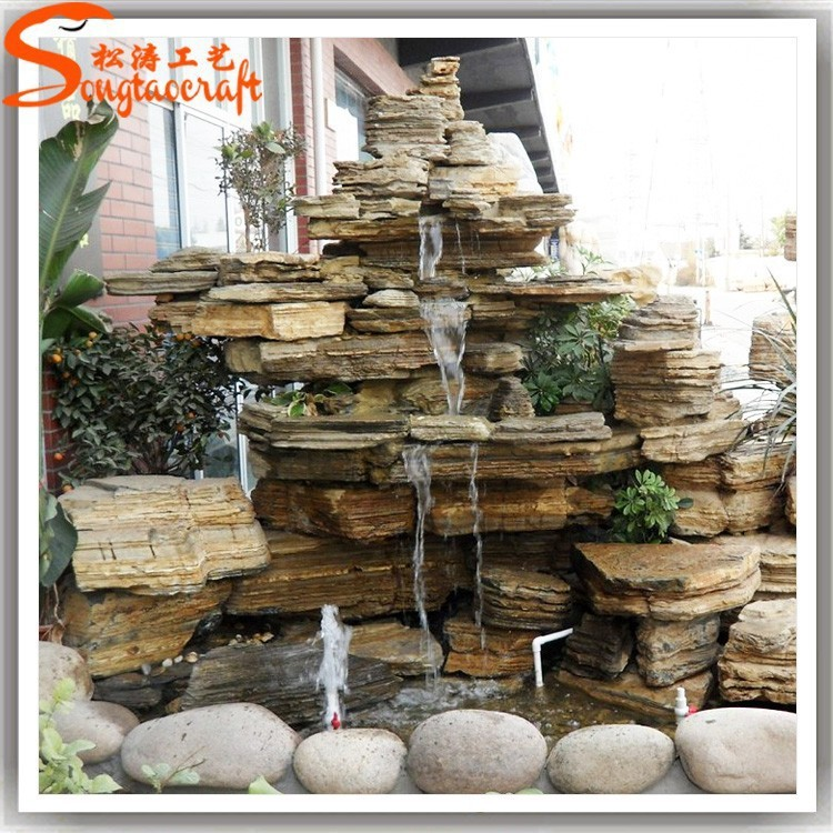 Garden fountain for sale garden stone water fountain for Cascadas para jardin piedra