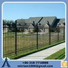 Durable High-grade Cheap Wrought Iron Fence/Aluminium Fence For Sale