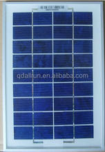 High Quality low price 5 watt solar panel factory direct