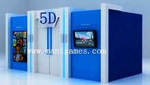 5D 7D cinema with motion seats amusement equipment