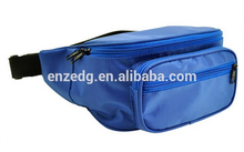 Waterproof Money Belt / Waist Bag / Fanny Pack - Black Model