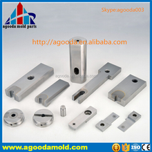 Manufacturing High Precision Jector Block Punches / Block Punch Blanks / Block Dies in China