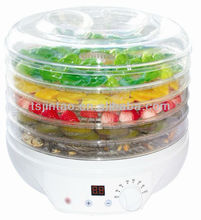 HOT plastic electric food dehydrator dry fruit and vegetable dehydrator
