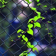 Portable Temporary Construction Chain Link Fence Panels