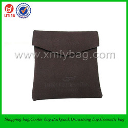 Hot sale High Quality Suede Leather Jewelry Bag