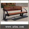 (FW-012) Outdoor Garden Park Wood Bench