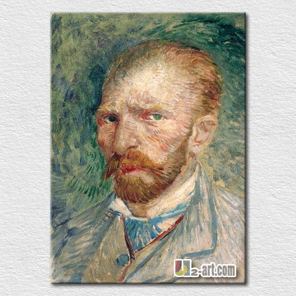 vincent van gogh zelf portretten beroemde kunstenaars