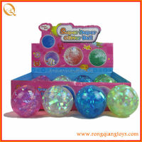 Hot sale China cheap led bouncing balls kids small bouncy balls SP72009710-8