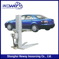 CE approved Portable Mobile Car Lift With Quick Car Service