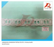 T/C Lace Embroidery Trim,decorative lace trim,TC LACE fabric