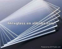 """1/2"""" thick super clear glass / UL1703 & EN12150 approved"""