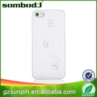 2014 Hot Sell Diamond Phone Case,For Apple Iphone 5s,For Iphone5 Original.(china Manufacturer)