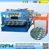 a class glazing tile cold foming machines