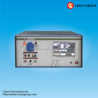 SG61000-5 Automatic lighting surge generator Performance fully meets the IEC 61000-4-5 Standard
