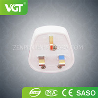 British standard new type electric plug,UK power plug,3 pin electrical plug