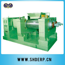 China rubber tire crusher