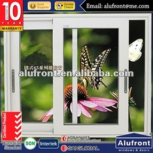 Guangzhou Brand High Quality Aluminum Sliding Window
