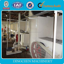 High quality automatic doffing second hand paper cutting machine to make toilet paper roll