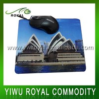 Creative Photo Thin PVC Self-adhesive Mouse Pad