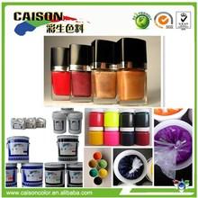 Customizable nail polish pigment paste CTH-2004 Golden yellow