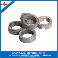 high quality diamond core drill bit segment for concrete,stone