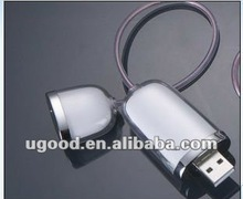 Noble Full Capacity Plastic USB With Link Line