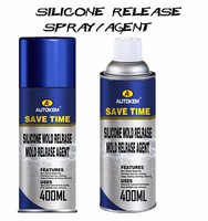 Silicone mould release spray mould release agent aerosol mould release spray