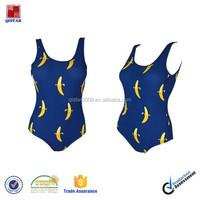 2015 new print women swimsuits swimwear bathing suit