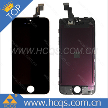 Wholesale original foxconn for iphone 5c lcd digitizer with assembly,alibaba china for iphone 5c digitizer