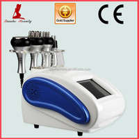 40K Cavitation probe and 3 RF probe belly fat removal machine