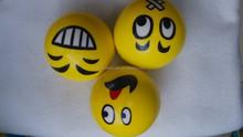2015yiwu new product custom pu stress ball,tooth shaped stress ball