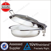 Commercial Buffet Equipment Stainless Steel Round Chafing Dish