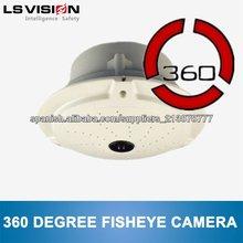 360 grados cámara panorámica de ojo de pez ip