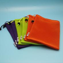 Personalized pretty mesh bag drawstring wholesale manufacturer supplier