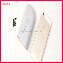 YASHI mobile phone battery charger 6000mAh for Smart phone and iPad.