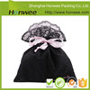 china online shopping popular small fabric gift bags cheap