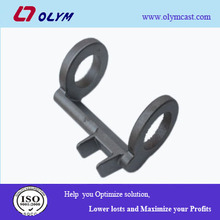 motorcycle pedal carbon steel investment casting for sports