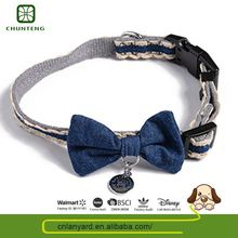 Quality Assured Natural Color Pets Outdoor Collar Dog Training