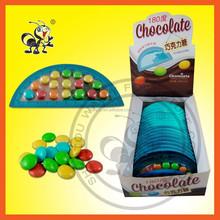 Hot Sell colorful Sugar Coating Chocolate Bean