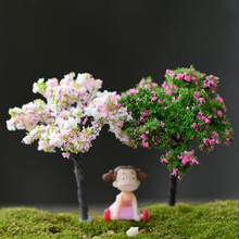 Popular Landscape Simulation Tree artificial cherry blossom bonsai tree