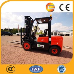 3 Tons Forklift Prices/Diesel Balancing Weights Forklift Truck/Industrial Forklift(with CE)
