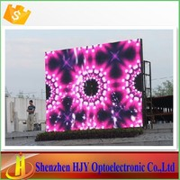 Advertising product p6 outdoor smd led screen price