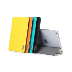 ROCK Elegant Series Smart Leather Folio Case for iPad mini 2