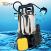Vertical Submersible Electric Centrifugal Submersible Pump With 11500L/h