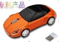 2.4ghz computer for gift usb wireless optical driver car mouse