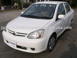 2003 Used japanese cars TOYOTA PLATZ / Stearing:right / 92,000km
