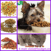 pedigree dog food extruder machine