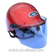 Anerte cheap popular safe half face moto helmet B-301 high quality helmet design software abs/pp